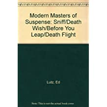 Modern Masters of Suspense: Sniff/Death Wish/Before You Leap/Death Flight