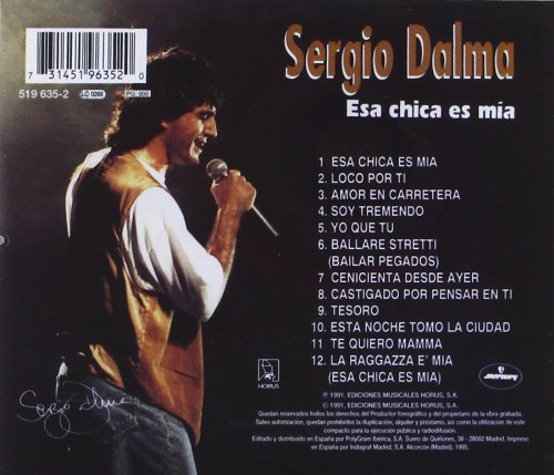 Artistes similaires à Sergio Dalma