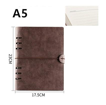 Cuaderno A5 Agenda Regalo Viaje Dibujo Escritura Calendario ...