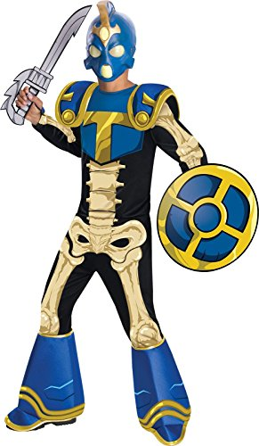 Big Boys' Skylanders Chop Chop Costume Small (Skylander Costumes For Boys)