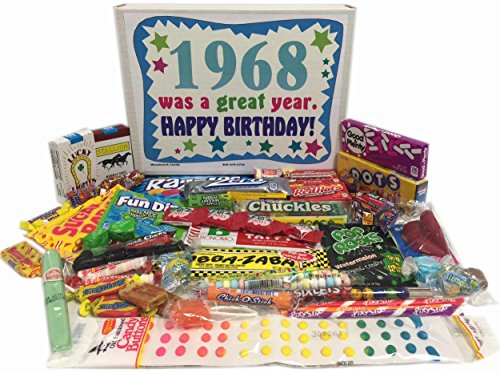 50th Birthday Candy - 3
