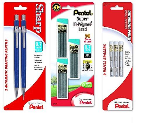 Pentel Automatic Pencil Barrels Refill