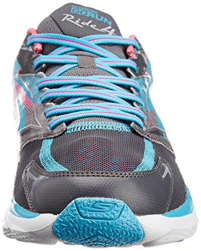 Course Chaussures Pour Femme Ride De Skechers Gris Bleu 4 gris Run Go 8axYnnqI0