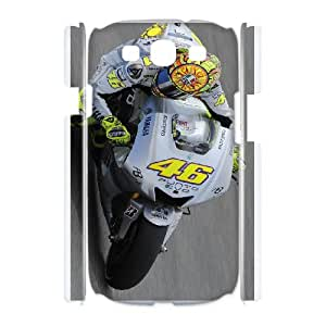 Valentino Rossi VR 46 for Samsung Galaxy S3 I9300 Phone Case 8SS458235