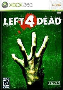 Left 4 Dead - Xbox 360: Artist Not Provided     - Amazon com