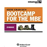 Steve Emanuel's Bootcamp for the MBE: Evidence (Emanuel Bar Review)
