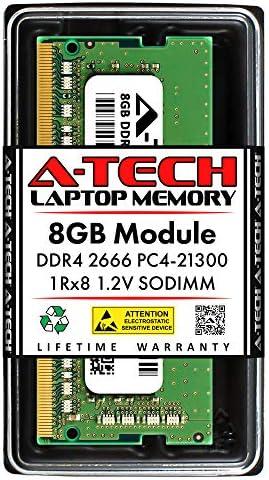 DDR4 PC4-21300 2666Mhz ECC Registered RDIMM 2rx8 AT395750SRV-X1R14 A-Tech 8GB Module for ASRock EPC612D4U Server Memory Ram