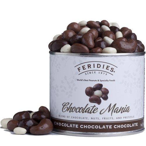 9 oz Can Chocolate Mania (Yogurt Covered Cashews)