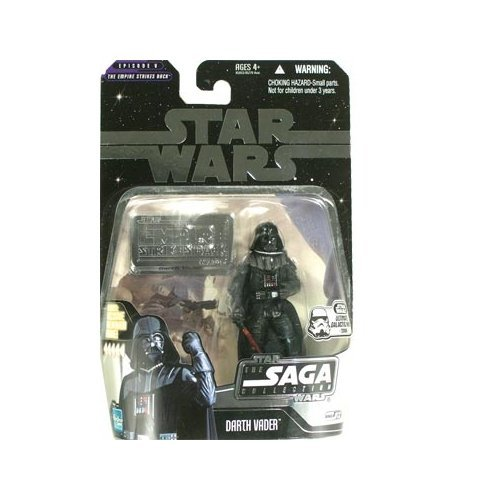 Star Wars: The Saga Collection Ultimate Galactic Hunt Darth Vader (#13) Action Figure
