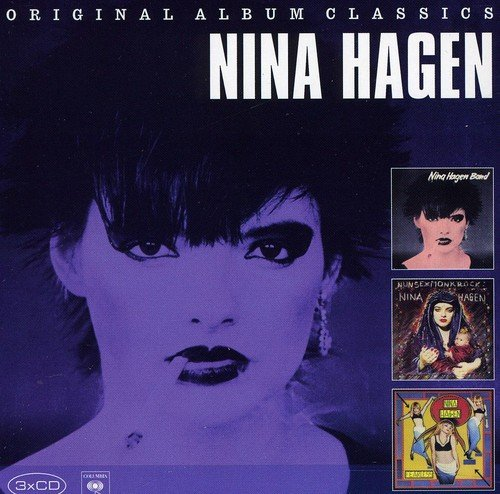 3cd Original Album Classics (Nina Ha Gen Band\Fearless\Nunsexmonkrock)