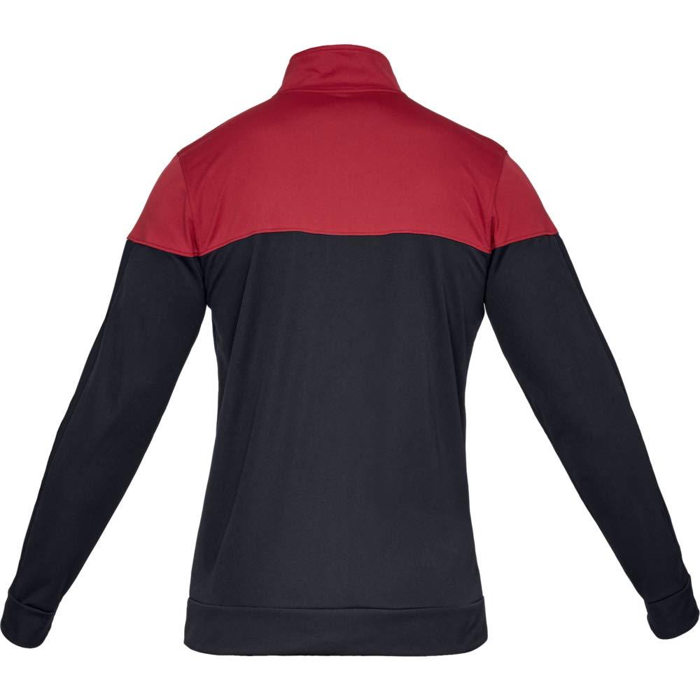 Under Armour Mens Sportstyle Pique Jacket