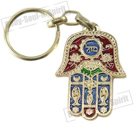 Amuleto de suerte de Israel Jamsa protección contra el mal ...
