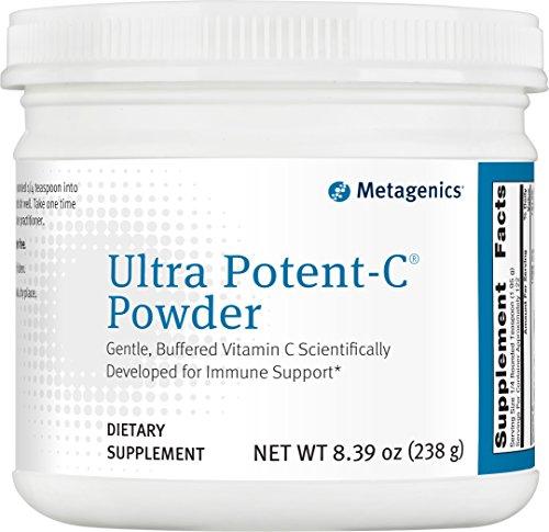 Metagenics Ultra Potent-C Powder -- 8 oz
