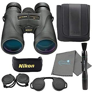 Nikon Monarch 5 Binoculars, Black (12×42)