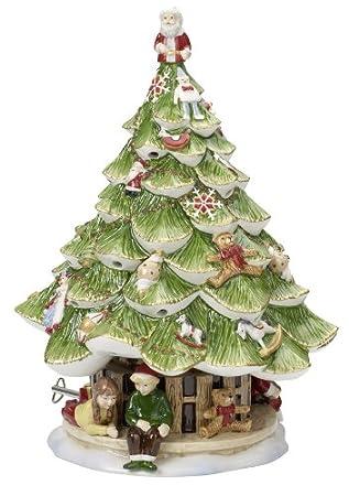 Villeroy & Boch 14-8602-5861 Abeto Grande con niños Christmas Toys Memory,