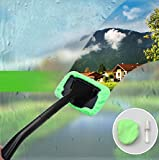 Hewnda Auto Glass Cleaner Wiper ,Cleaning Brush