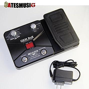 oxita (TM) gem-box ME-25 procesador efectos de guitarra 8 efecto módulos 60 efecto tipos: Amazon.es: Instrumentos musicales