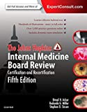 img - for The Johns Hopkins Internal Medicine Board Review: Certification and Recertification book / textbook / text book