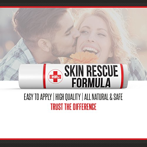 Skin Rescue Formula (*Herp Stop Discreet) Shingles, Herpes, Cold Sores   Quickly Soothe, Relieve Pain & Heal Outbreaks, Canker Sore, Rashes, Bug  Bite,