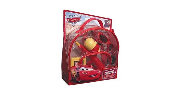 Amazon.com: Shakespeare Cars Mochila Kit Combo: Sports ...