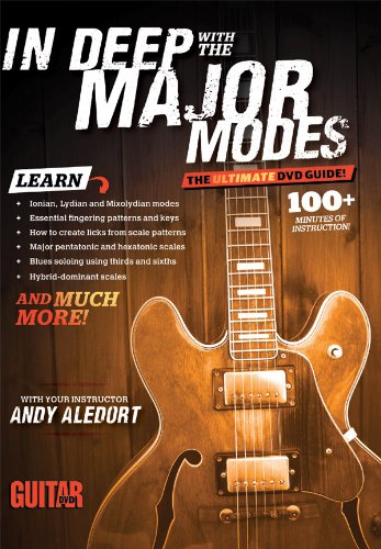Guitar World - In Deep with the Major Modes: The Ultimate DVD Guide (DVD)
