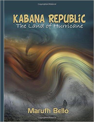 Book KABANA REPUBLIC