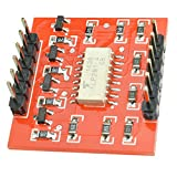 SODIAL(R) TLP281 4-Channel Opto-isolator IC Module Arduino Low High level Expansion Board