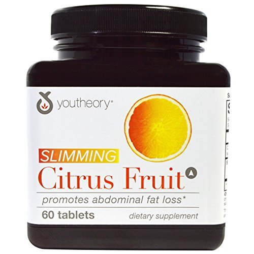itrus Fruit 60 Tablets by Youtheory (Sensible Weight Loss)