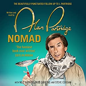 Alan Partridge: Nomad Audiobook