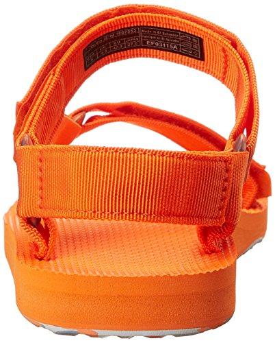 Hommes original old lizard tEVA sandales pour homme orange