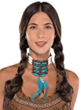 Western Deluxe Native American Indian Style Necklace