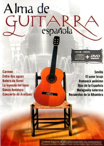 ALMA DE GUITARRA ESPAÑOLA -DVD+CD -: Amazon.es: Cine y Series TV