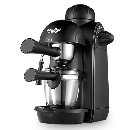 Cafetera de espresso eléctrica profesional, máquina de café con ...