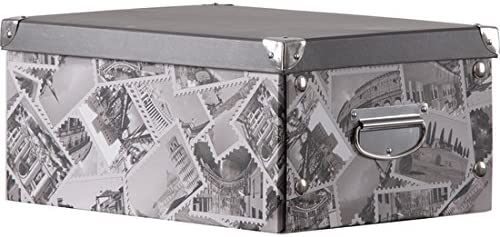 Caja cartón rectangular mediana roma: Amazon.es: Bricolaje y ...