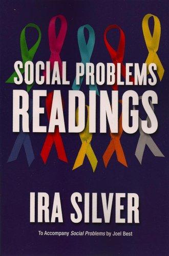 Social Problems: Readings