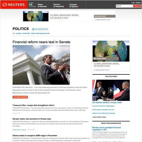 Politics Blogs - Best Reviews Tips