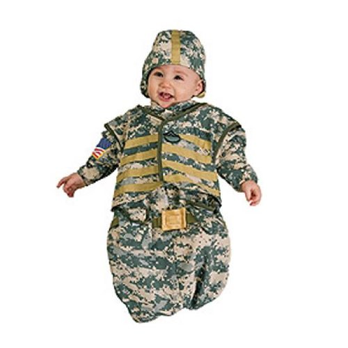 Rubie's Costume Co. Soldier Costume, One Size, Multicolor -