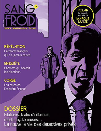 Revue Sang froid 4 (French Edition)