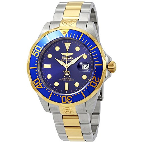 Invicta Men's 3049 Pro Diver Collection Grand Diver GT Automatic Watch - Invicta Sapphire Wrist Watch