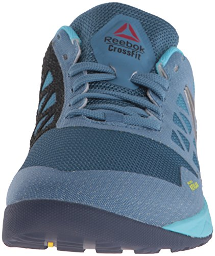 Lemon 0 Trainer Reebok Ink R Women's Crossfit Pewter Zest Blue Slate Shoe Nano 6 Cross Crisp Blue n0q70XA