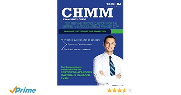 Chmm Exam Study Guide: Test Prep and Practice Questions for the ...
