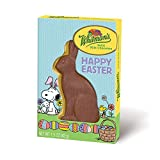 Whitman's Peanuts Themed Solid Milk Chocolate Flatback Rabbit, 1.5 oz. Box