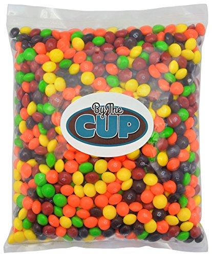(Skittles Candy, 3 lb Bulk Bag)