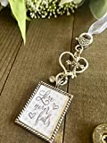 Harper Olivia Bridal Bouquet Christian Charm Wedding for Christ Centered Wedding Love Never Fails