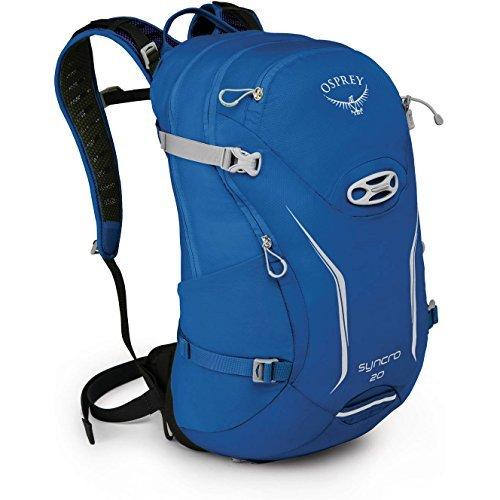 Osprey Syncro 20 Bike Backpack Small/Medium Blue Racer [並行輸入品] B07DVX26SC