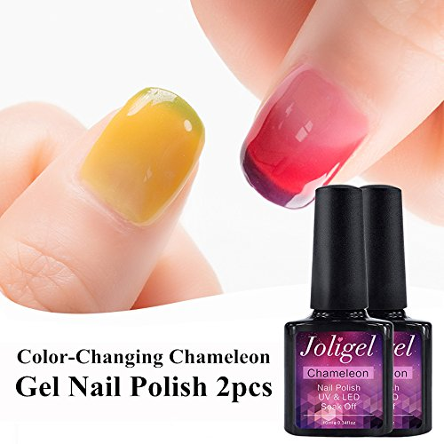 changing thermal gel nail polish