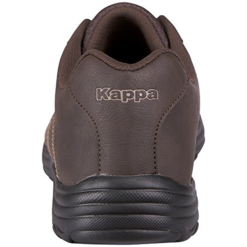 Homme Slender Kappa Basses Baskets Brown Marron 5050 wqPFR