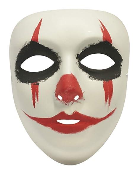 Amazon com: Success Creations Twisto Creepy Clown Masquerade