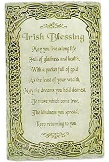 Amazon.com: LPG an Irish Wedding Blessing: Home & Kitchen