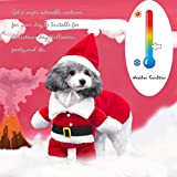 BOBIBI Pet Dog Costume Christmas Style Dog Hoodies Dog/Cat Costumes